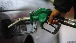 पेट्रोल कीमत