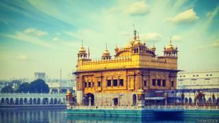 अमृतसर का स्वर्ण मंदिर