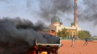 Imyigaragambyo i Niamey