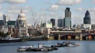 伦敦泰晤士河