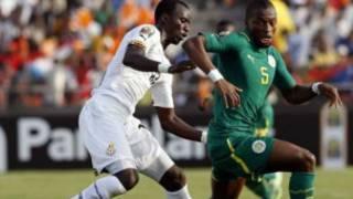 Ghana Senegal