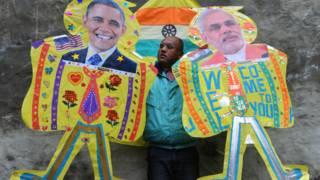 ओबामा की भारत यात्रा