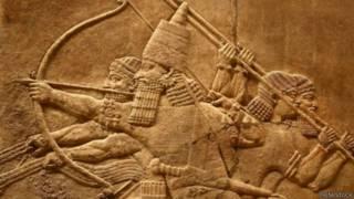لوحة تاريخية من العراق