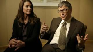 Melinda na Bill Gates