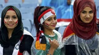 इराक़ी फ़ुटबॉल प्रशंसक