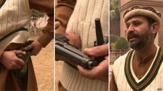 बंदूक के साए में शिाक्षा
