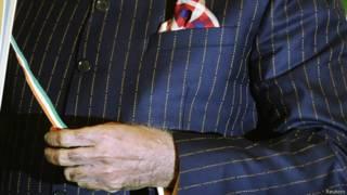 मोदी सूट