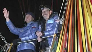 Леонид Тюхтяев и Трой Брэдли