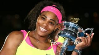 Serena Williams atsinze Australian Open ubugira gatandatu