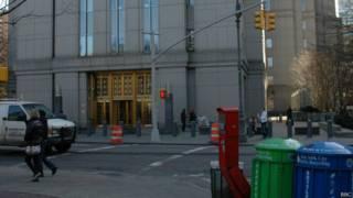 Федеральный суд в Нью-Йорке