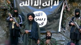 جماعة تبايع الدولة الإسلامية
