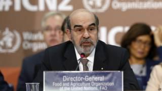 José Graziano da Silva | Foto: AP