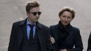 Анатолий и Марина Литвиненко