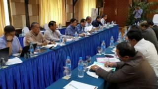 UPWC and NCCT Meeting in Chiangmai