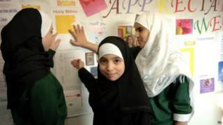 穆斯林學生