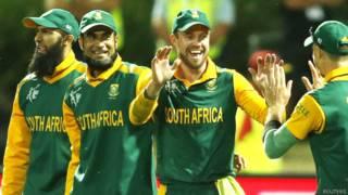 दक्षिण अफ्रीकी क्रिकेटर