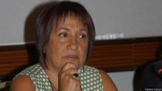 प्रोफेसर साहिका यूकसेल, तुर्की