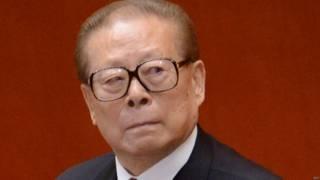 江泽民(资料图片)