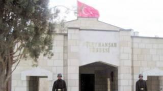 قبر سليمان شاه