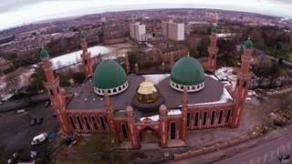 Мечеть в Бредфорде
