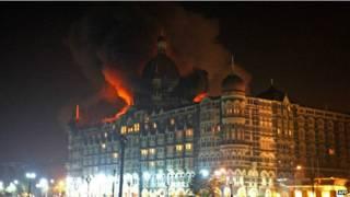 मुंबई हमले, ताज होटल