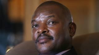 Pierre Nkurunziza yiyamamarije kuyobora igihugu ku nshuro ya gatatu.