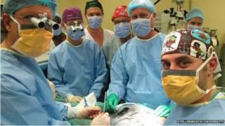 Хирурги Стелленбосского университета