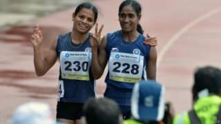 दुती चांद, भारतीय एथलीट