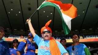 भारतीय क्रिकेट फैन