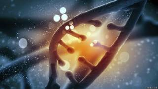 Cadeia de DNA (Foto: Thinkstock)