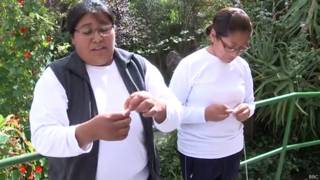 बोलीवियाई महिलाएं