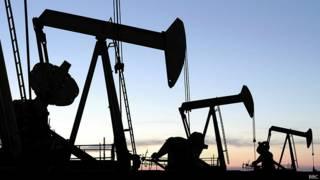 Plataforma de petróleo (BBC)