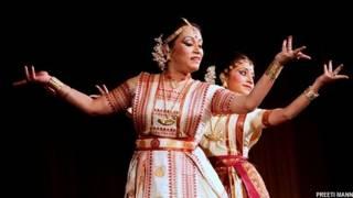शास्त्रीय नृत्य और संगीतमय प्रस्तुति 'स्त्री'