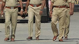 india, police, file
