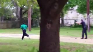 Видеозапись убийства Скотта