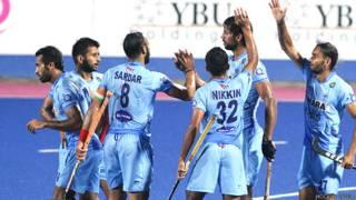 भारतीय हॉकी टीम (फ़ाइल फोटो)