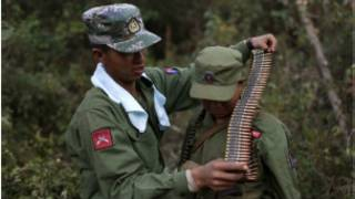 Kokang Soldier