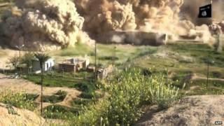 निमरुद के ऐतिहासिक अवशेष नष्ट किए आईएस ने