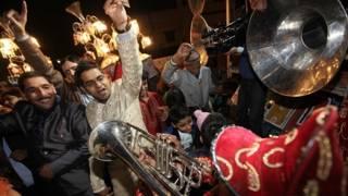 भारतीय शादी, ध्वनि प्रदूषण