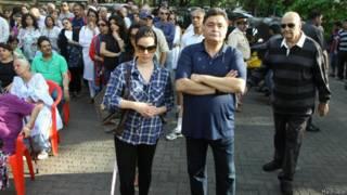 Rishi Kapoor Protest