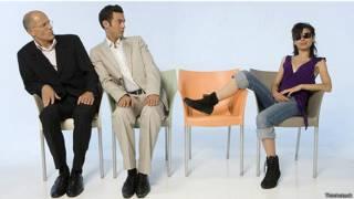 Мужчины шокированы поведением девушки