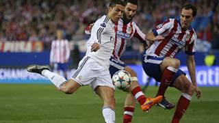 Atl Madrid na Real Madrid bizongera guhura kuwa 22/04/2015.