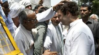 راہل گاندھی