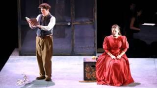 Guildhall音乐戏剧学院的经典歌剧片段受到中国观众的欢迎
