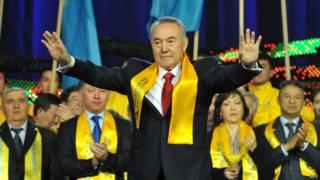 Nursulton Nazarboyev Qozog'istonni 1989 yildan beri boshqaradi