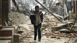 नेपाल में ताज़ा भूकंप