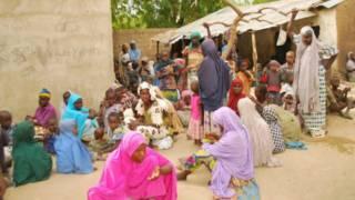 Igisirikare ca Nigeria kimaza kwaka Boko Haram abantu bashika amajana indwi yanyuruje
