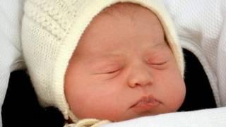 夏洛特·伊丽莎白·戴安娜公主陛下