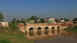شاہ دولہ کا پل
