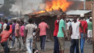 Imyiyerekano mu Burundi